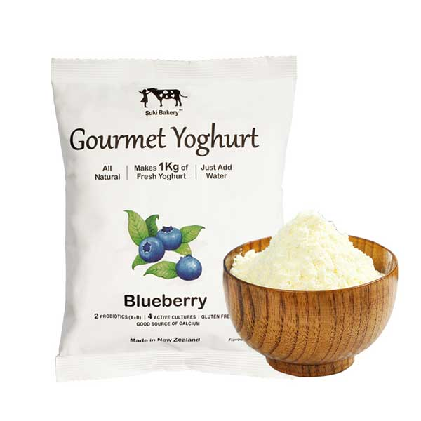 Blueberry Gourmet Instant Yoghurt Powder