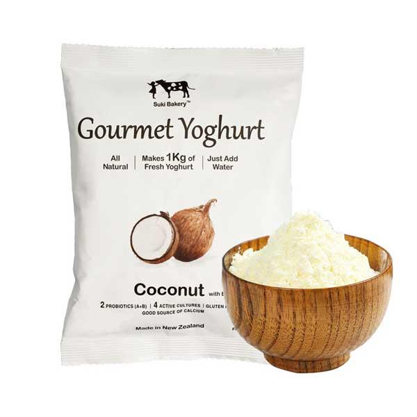 Coconut Gourmet Instant Yoghurt Powder
