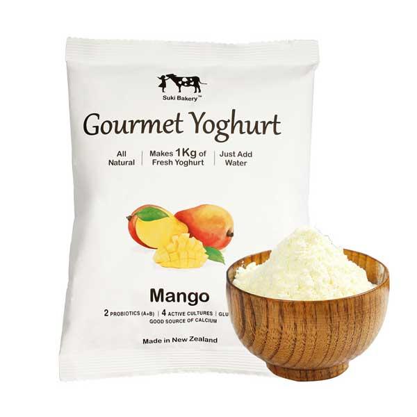 Mango Gourmet Instant Yoghurt Powder