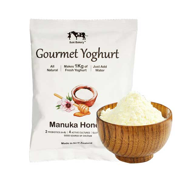 Manuka Honey Gourmet Instant Yoghurt Powder
