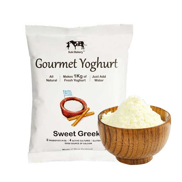Sweet Greek Gourmet Instant Yoghurt Powder