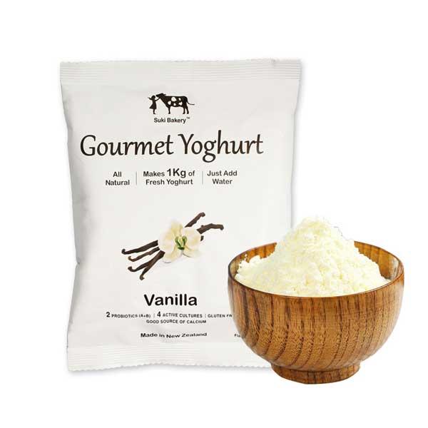 Vanilla Gourmet Instant Yoghurt Powder