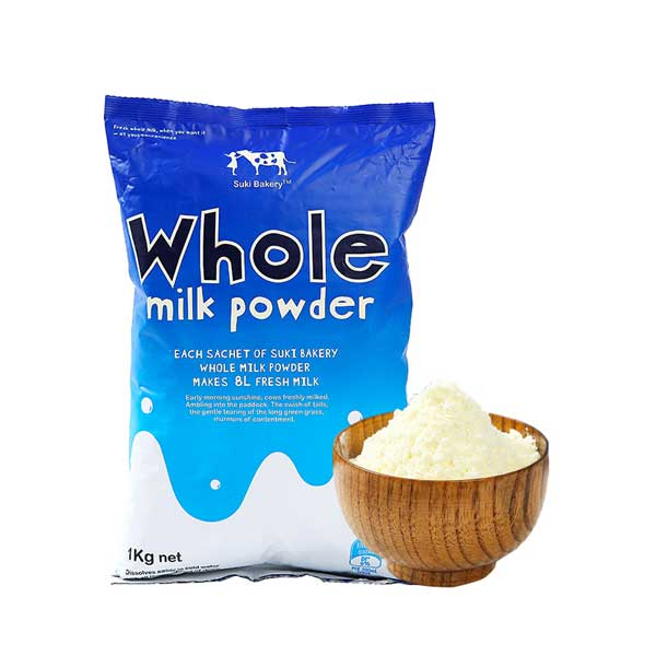 New Zealand Whole Milk Powder
