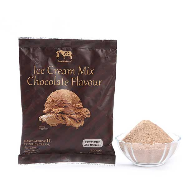 Chocolate Instant Ice Cream Powder