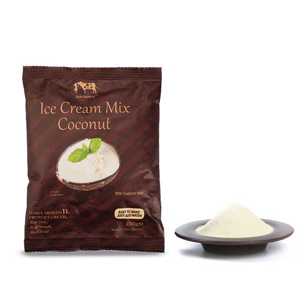 Coconut Instant Ice Cream Powder