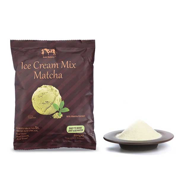 Matcha Instant Ice Cream Powder