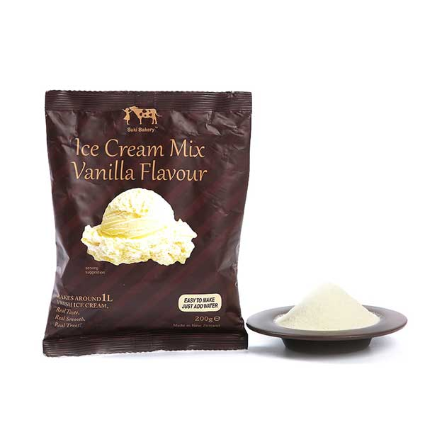 Vanilla Instant Ice Cream Powder